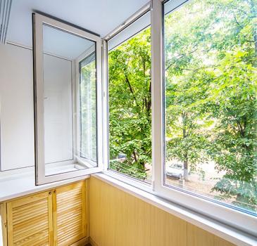 Pose de fenêtres en menuiserie extérieure