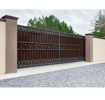 Installation de portails et de clôtures